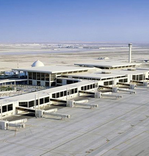 Ineco to Develop Master Plan for King Fahd Int'l Airport
