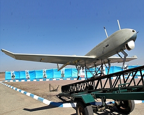 Iran's Ground Force Receives 3 New Combat Drones
