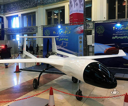Iran's Air Force to Deploy Smart Ammunition in its Drone Fleet