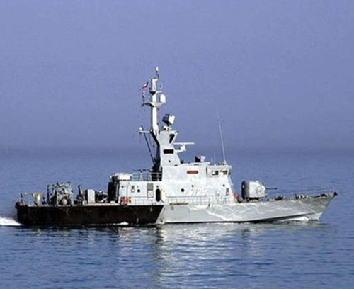 Iran's Navy Concludes 3-Day Drill in High Seas