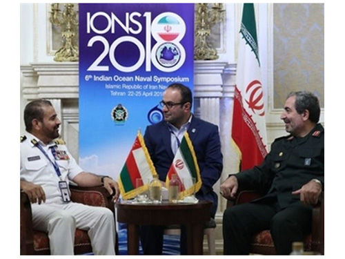 Iran Calls for More Joint Military Drills with Oman