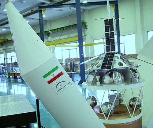 Iran Developing Five Research Satellites