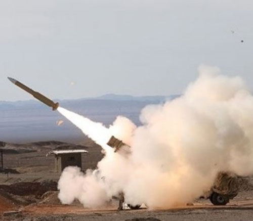 Iran Test-Fires 'Khordad 15' Air-Defense System