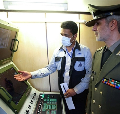 Iran Unveils New Advanced Radar System