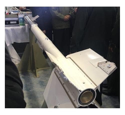 Iran Unveils New Anti-Armor Missile