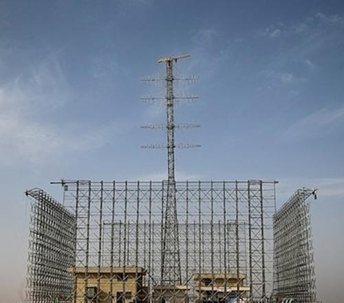 Iran Unveils New Radar System