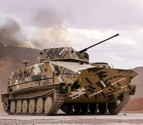 Iran Unveils Several Defense Equipment