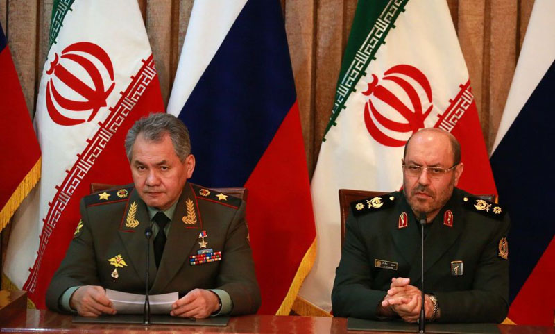 Iran to Announce Delivery of S-300 Air Defense System Soon