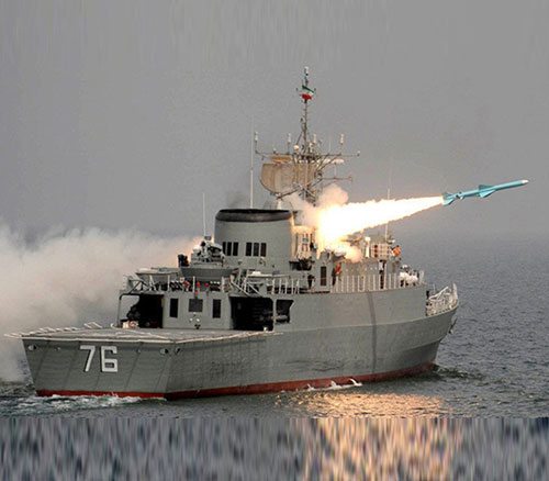 Iran to Mount VLS Launchers on Navy Destroyers