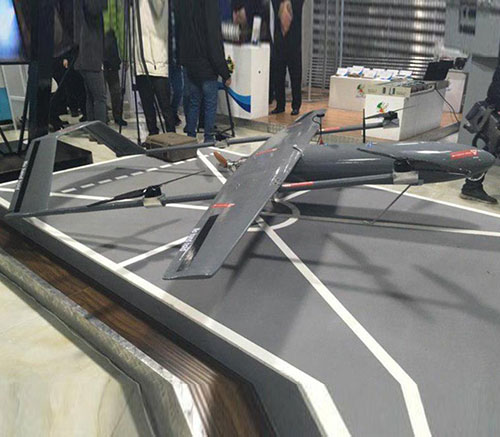 Iranian Navy Unveils New Drone, Subsurface Positioning System