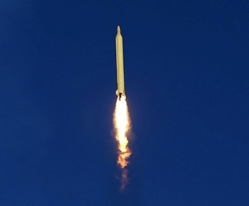 """Iran's Ballistic Missiles """"Can Hit Targets at 2,000 Km in 12 Minutes"""""""