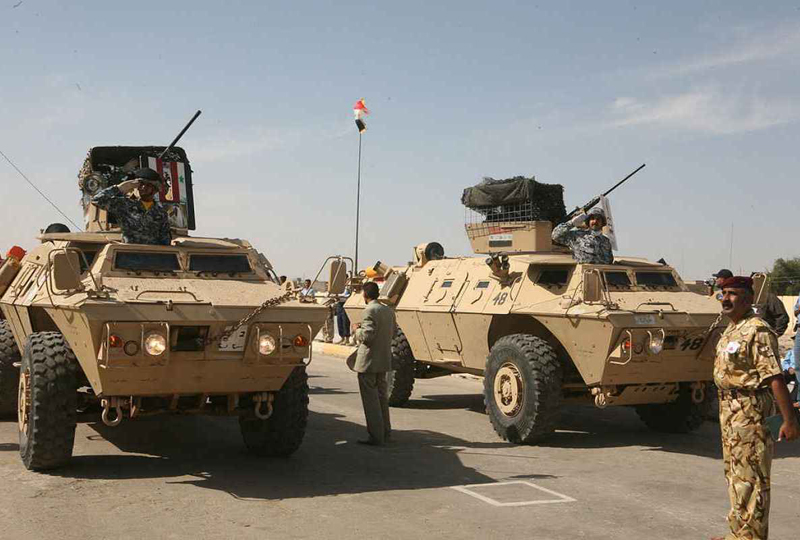 Iraqi Army Declares Victory over IS Fighters in Ramadi