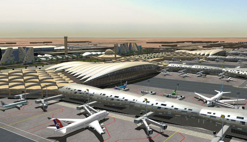 Irish Firm to Manage, Operate New Riyadh's Terminal 5