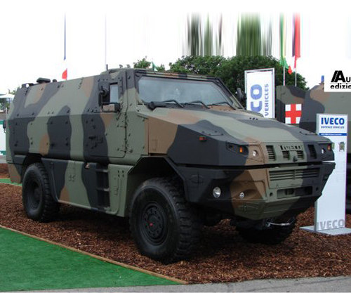 Iveco Defence Vehicles to Supply 1,275 Medium Multirole Protected Vehicles to Dutch Armed Forces