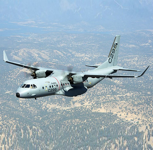 Ivory Coast Joins the Family of C295 Operators