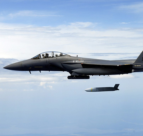 JASSM®-ER Declared Operational on F-15E Strike Eagle