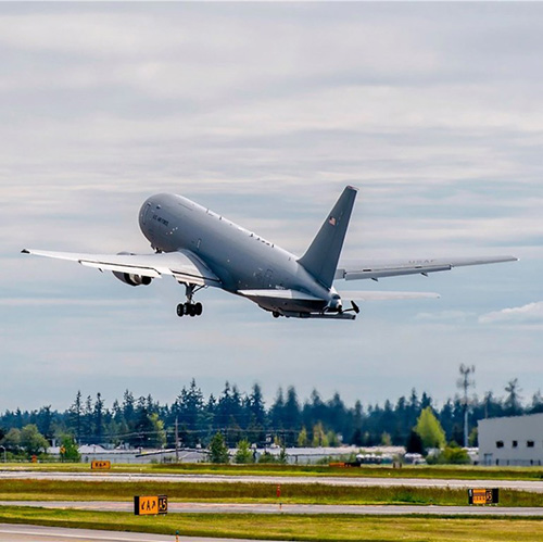 Japan Selects Boeing's KC-46 Tanker