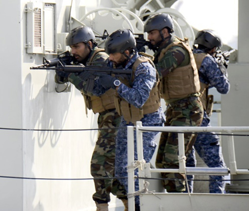 Joint Bahraini-Pakistani Military Drill Concludes