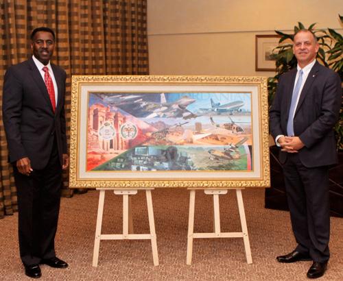 Jordan, Lockheed Martin Celebrate 50 Years of Partnership