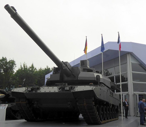 KNDS Presents its First Joint Product at Eurosatory
