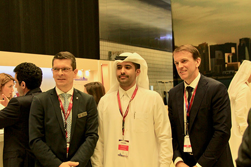 KONGSBERG Establishes Joint Company in Qatar