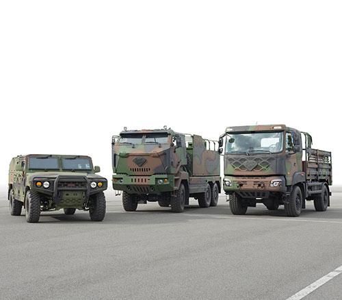 Kia Motors to Develop Next-Generation, Mid-Sized, Military Vehicles