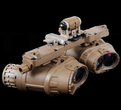 Korean National Police Selects L3's Panoramic Night Vision Goggles