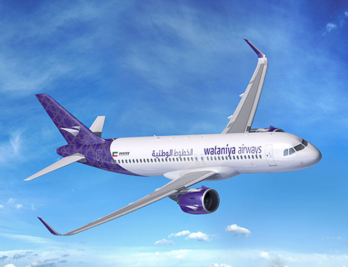 Kuwait's Wataniya Airways to Add 25 A320neo Aircraft