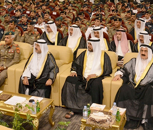 Kuwait Defense Minister Commends Mubarak Al-Abdullah College