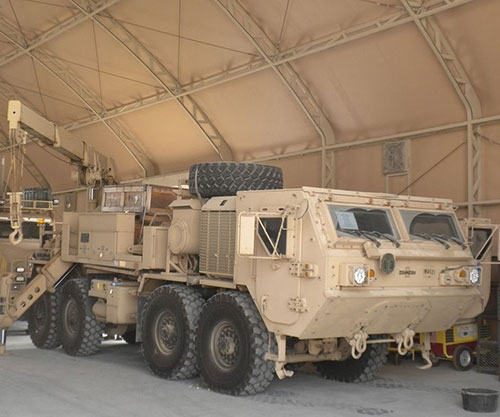 Kuwait Orders 517 Heavy Tactical Vehicles