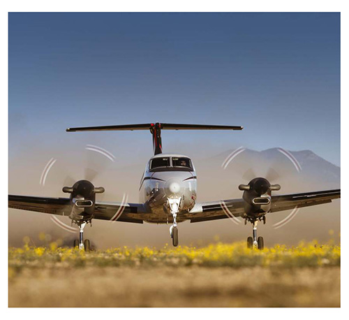 Kuwait Requests 4 King Air 350ER ISR Aircraft