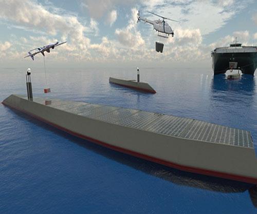 L3Harris to Design Autonomous Surface Ship Concept for US DARPA