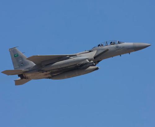Lockheed Martin to Supply Sensor Spares for Saudi F-15s