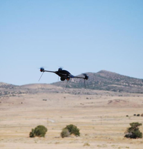 Lockheed Martin, Mubadala Launch UAS Competition in UAE