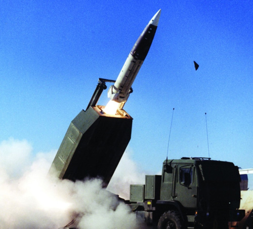 Lockheed Martin Wins U.S. Army Order for ATACMS Missiles