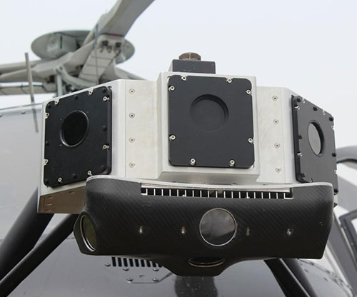 Leonardo's New Threat Warning System for Aircraft Goes into Series Production