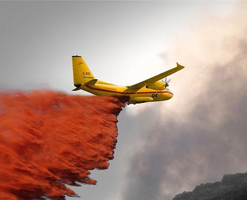 Leonardo Eyes Enhanced Firefighting System for C-27J Aircraft