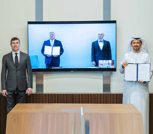 Lockheed Martin, Khalifa University to Collaborate on Research, Academic Programs