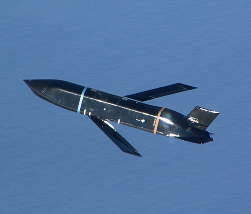 Lockheed Martin's LRASM Scores Again in USAF B-1B Flight