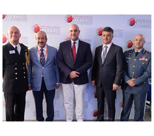 Lockheed Martin Gold Sponsor of Bahrain International Air Show