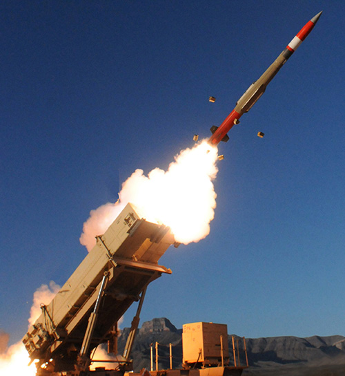 Lockheed Martin Receives Contract for PAC-3 Missiles