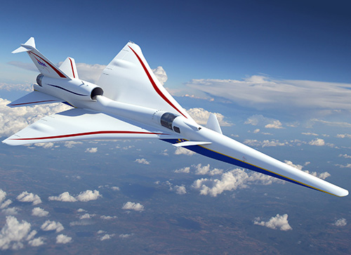 Lockheed Martin Skunk Works® to Build X-Plane for NASA