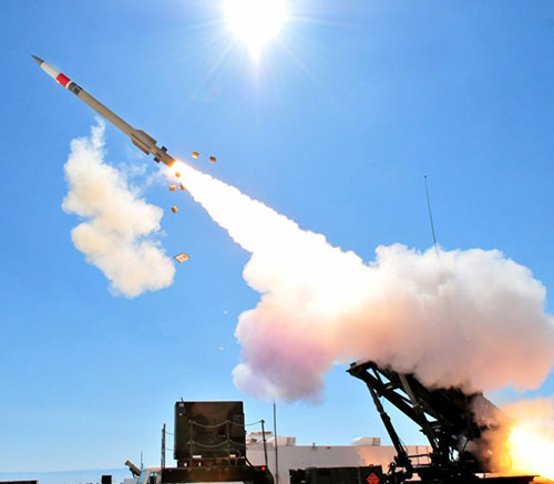 Lockheed Martin Wins $6.07 Billion U.S. Army Contract for PAC-3 MSE