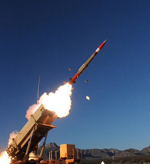 Lockheed Martin Wins Order for PAC-3 Missiles