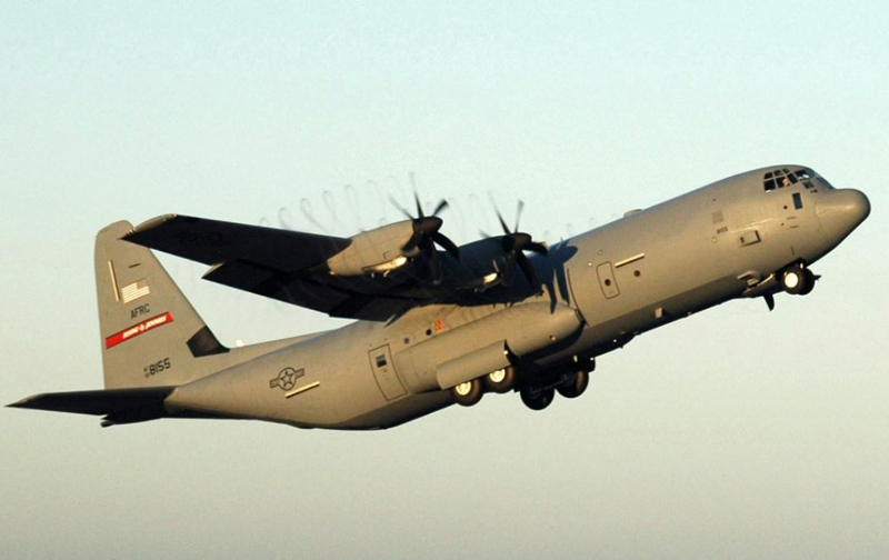 Lockheed Martin to Deliver 78 C-130J Super Hercules to U.S. Government