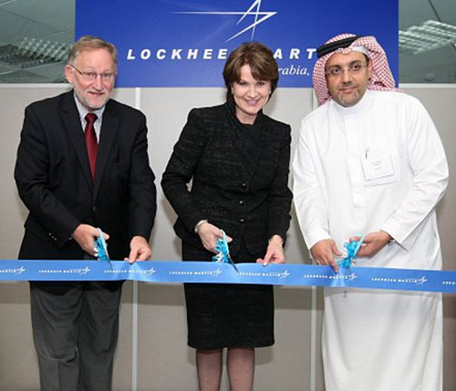 Lockheed Martin to Expand Saudi Footprint at AFED 2018
