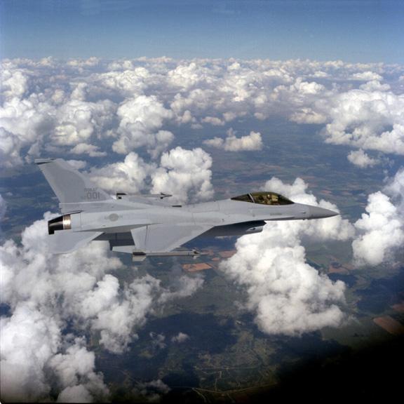Lockheed Martin to Modernize Republic of Korea' F-16s