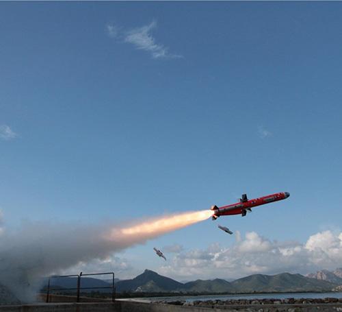 MBDA's Marte ER Anti-Ship Missile Completes First Firing