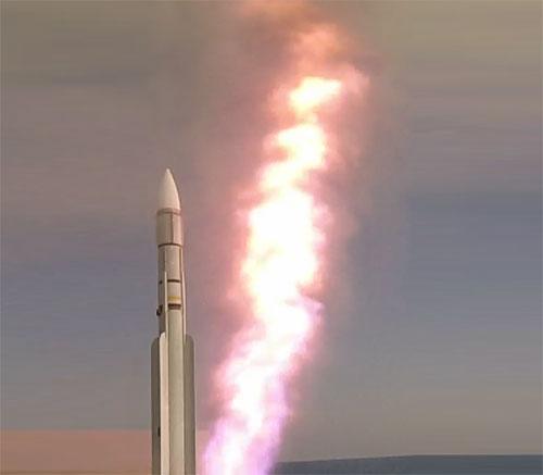 MBDA Launches New VL MICA NG Air Defense System