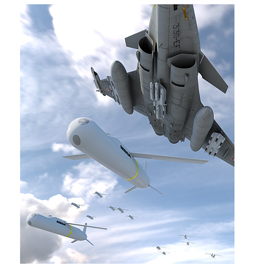 MBDA Presents SmartGlider Family of Guided Weapons